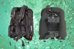 ScubaAroundTheWorld.com - Zeagle Express Tech Deluxe BCD review