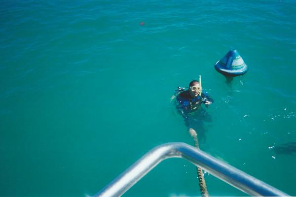 Best scuba destinations for new divers - scuba diving Fiji