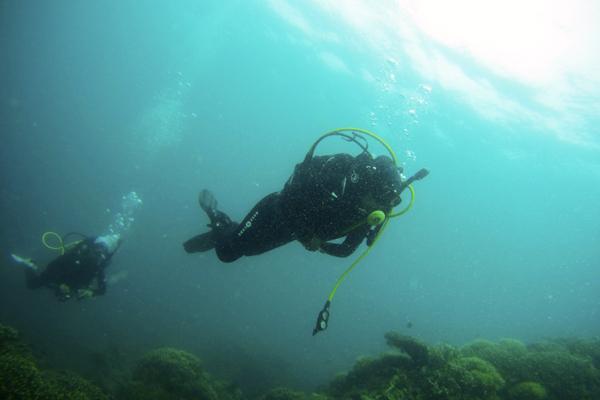 Best scuba destinations for new divers - scuba diving Koh Lanta Thailand