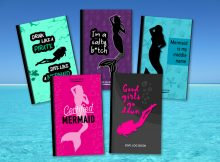 Fun dive log books for women